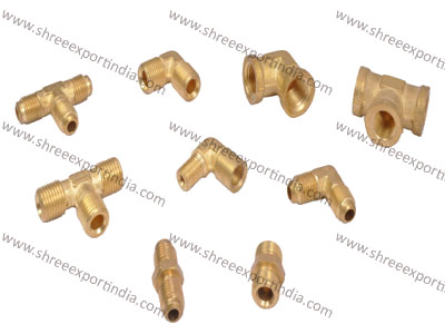 Brass Sanitary / Conduit Fittings